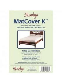 Matcover K Mattress Cover KING SIZE with pillowcases