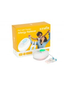 Kinetik Medical Red Light Therapy Allergy Reliever