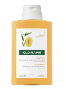 Klorane Nourishing Mango Butter Shampoo 200ml
