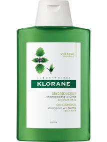 Klorane Nettle Shampoo For Oily Hair 200ml