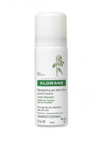 Klorane Oatmilk Dry Shampoo Spray 50ml