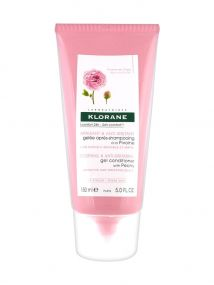 Klorane Peony Gel Conditioner For Sensitive and Irritated Scalp 200ml