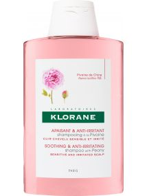 Klorane Soothing Shampoo with Peony Extract 200ml