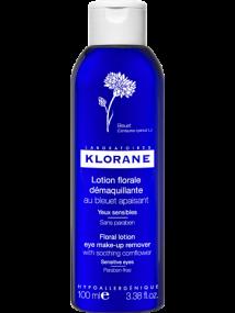 Klorane Soothing Eye Make Up Remover 100ml