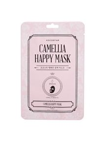 Danielle Kocostar Camellia Happy Mask  1 Sheet