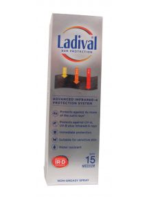 Ladival Sun Protection Spray SPF15 150ml