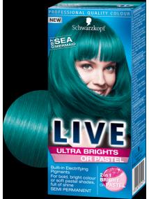 Schwarzkopf Live Semi Permanent Color Ultra Brights 97 SEA Mermaid