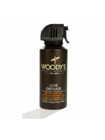 Woody's For Men Love Grenade Body and Laundry Spray 150ml