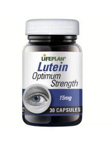 Lifeplan Lutein 15mg 30 Capsules