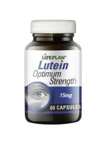 Lifeplan Lutein 15mg 60 Capsules