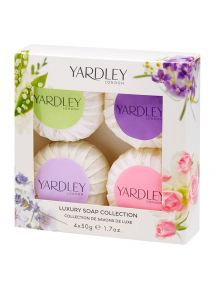 Yardley London Luxury Soap Collection