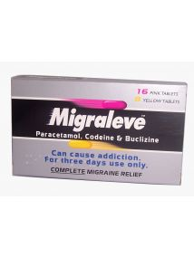 Migraleve Complete Migraine Relief 16 Pink and 8 Yellow Tablets