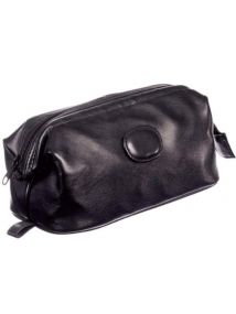 Danielle Mens Wash Bag Milano Framed Zip Top No 8811