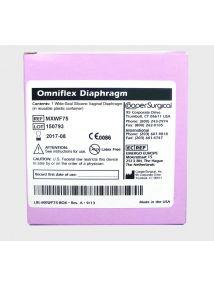 Milex Omniflex Diaphragm 85mm Hormone free Birthcontrol