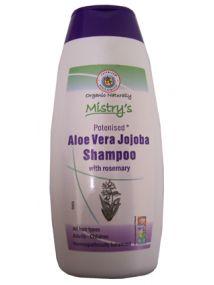 Mistrys Aloe Vera Jojoba Shampoo 200ml