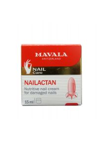 Mavala Nailactan Nutritive Nail Cream for damaged nails (Tub) 15ml