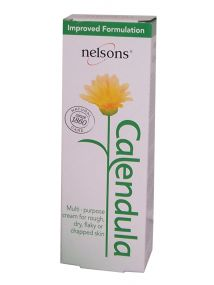 Nelsons Calendula Cream for Rough Skin 30ml