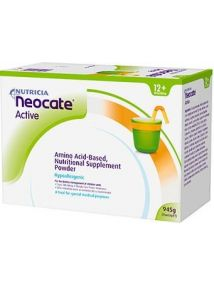 Neocate Active sachets blackurrant  Pack of 63g (15)