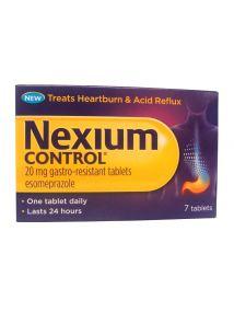 Nexium Control 7 Tablets