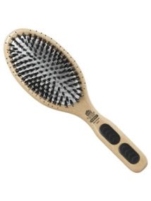 Kent Bristle/NylonPerfect for Smoothing and Straightening Hairbrush PF01