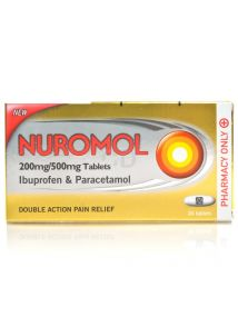 Nuromol 24 Tablets