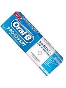 Oral B Pro-Expert Sensitive + Gentle Whitening Toothpaste 75ml