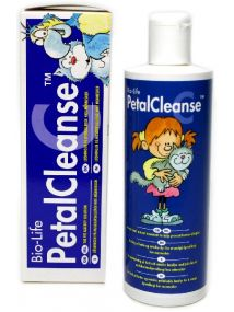 PetalCleanse Solution for Cats and Small Animals 350ml