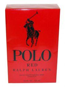 Ralph Lauren Polo Red Eau de Toilette Spray 125ml