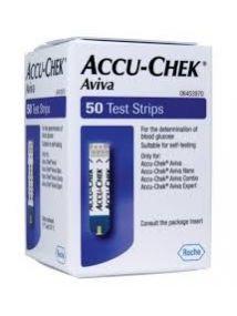 Accu-Chek Aviva 50 Test Strips