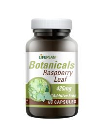 Lifeplan Raspberry Leaf 425mg 60 Capsules