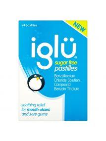 Iglu Sugar Free Pastilles x 24