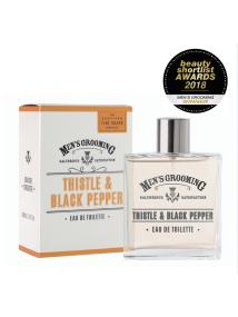 The Scottish Fine Soaps Company Thistle & Black Pepper Eau De Toilette 100ml