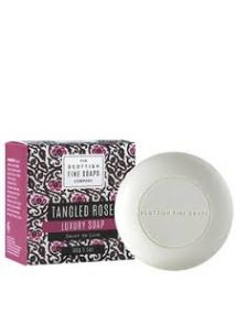 The Scottish Fine Soaps Company Tangled Rose Soap 100g