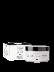 The Scottish Fine Soaps Company Au Lait Body Butter Jar 200ml