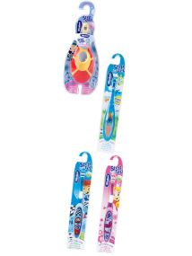Wisdom Step by Step Toothbrush Childrens 6-8 Years