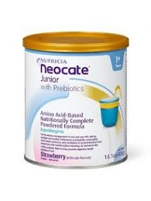 Neocate junior strawberry Pack of 400G (1)