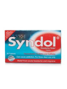 Syndol Headache Relief Tablets 30 Tablets