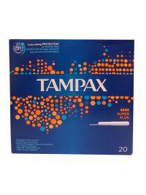 Tampax Super Plus x 20
