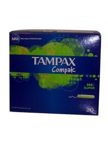 Tampax Compak Super x 20