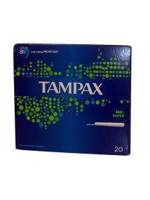 Tampax Super x 20