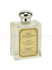 Taylor of Old Bond Street Luxury Sandalwood Cologne 100ml