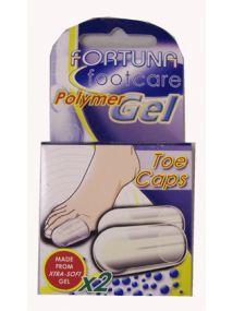 Fortuna Toe Caps - Small/Medium