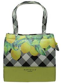 Danielle LEMON Lunch Tote Bag