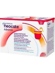 Neocate Advance banana/vanilla Pack of 50g (15)