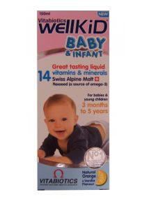 WellKid Baby & Infant Liquid 150ml