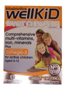 WellKid Smart Chewable Multivitamin Tablet x30