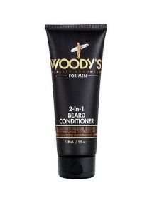 Woody's Quality Grooming FOR MEN 2-in-1 Beard Conditioner 118ml