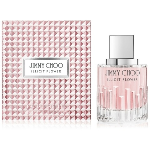 Jimmy Spray Flower Illicit Eau Toilette Choo 100ml De W29DHYEI