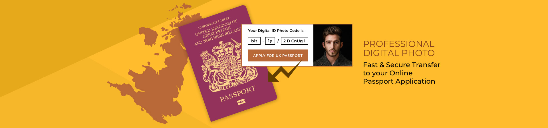 Get Passport ID photos